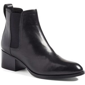 Rag & Bone Womens Walker Pointed Toe Mid-Heel Boot